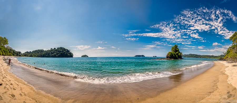 Pristine Beach in Manuel Antonio Costa Rica by Anu Karthik on 500px.com