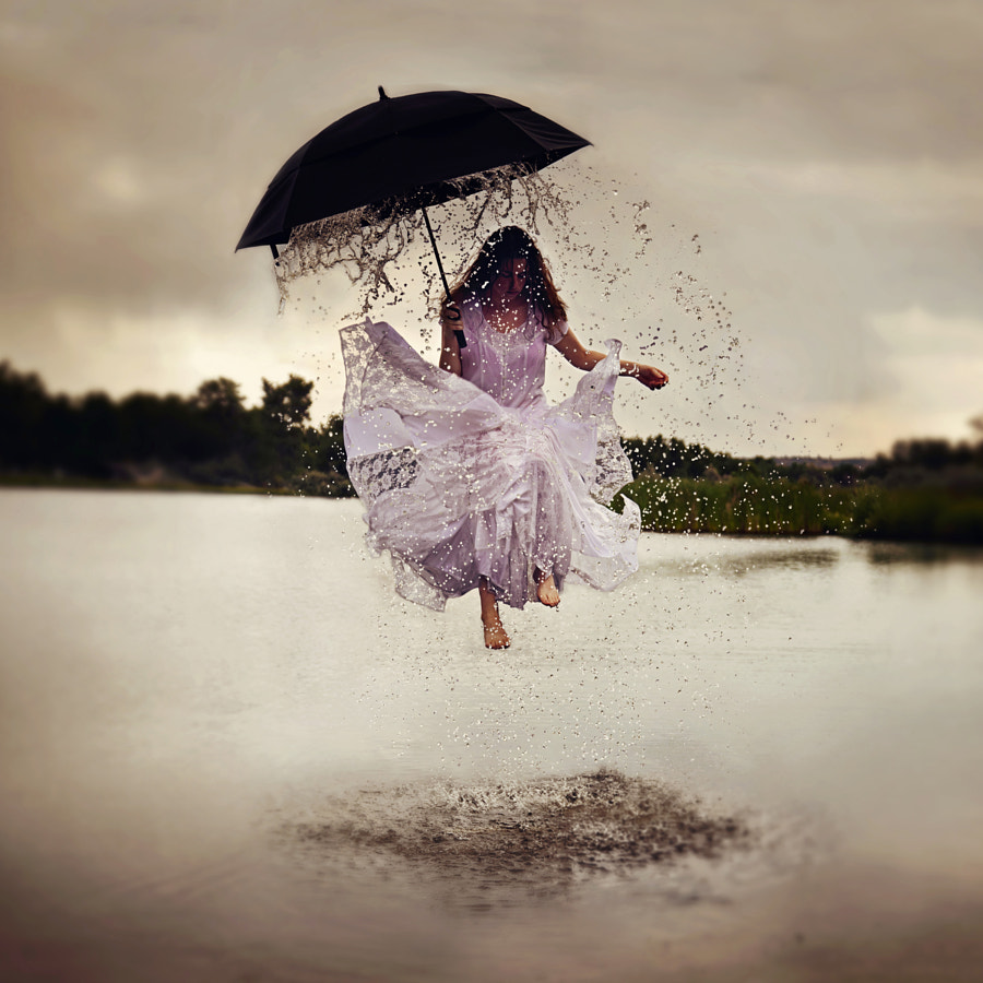 Rainy Day by Jenna Martin on 500px.com