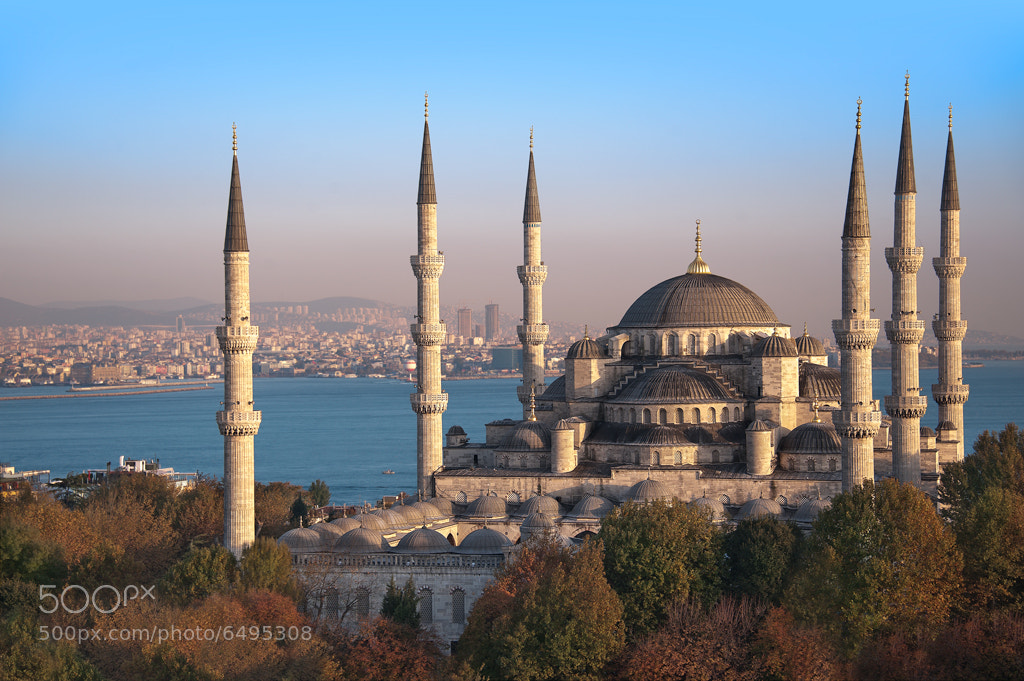 Photograph Sultan Ahmed And The Sea by Elia Locardi on 500px