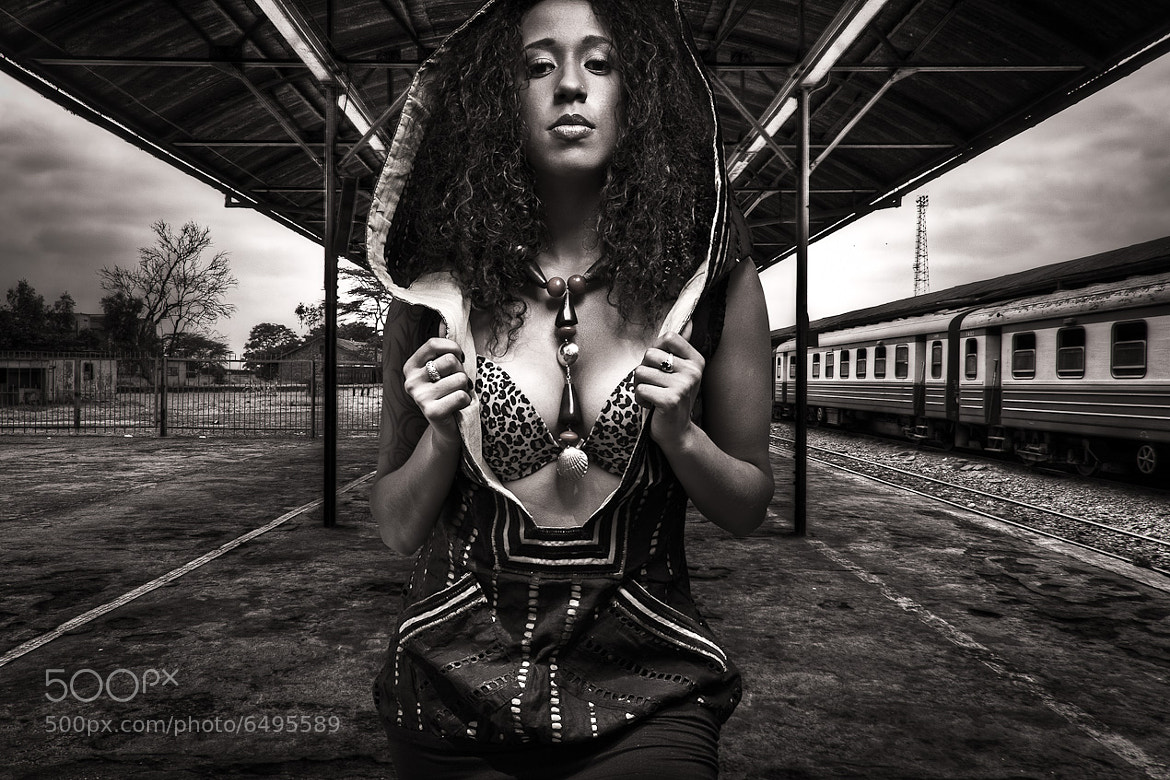 Photograph At the Station by Osborne Macharia on 500px