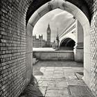 Elizabeth Tower, Westminster, London.