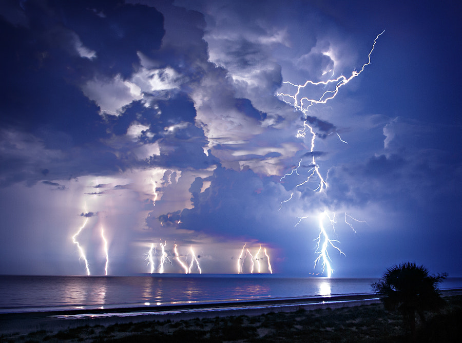 Photograph Summer Storm by Ed Hetherington on 500px