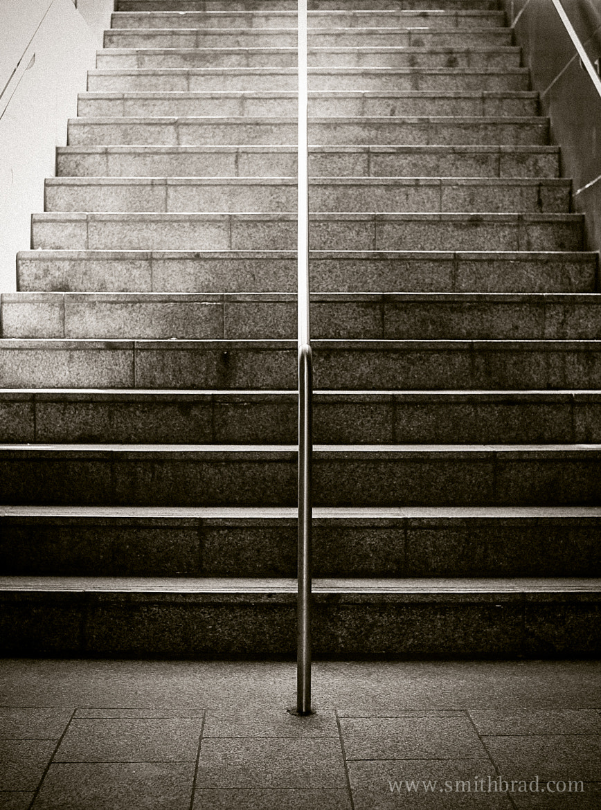 Photograph Boston Stairs by Brad Smith on 500px