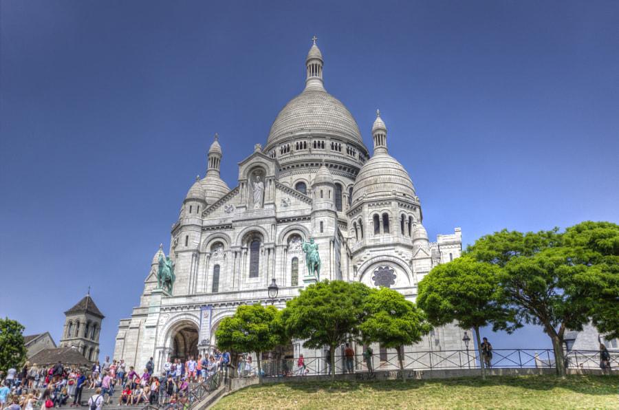 Sacre Coeur, Paris 5