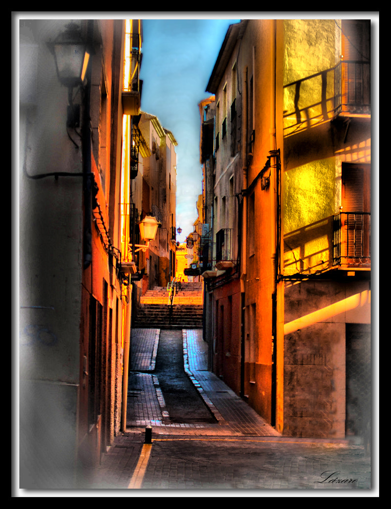 Photograph Callejón by Lázaro Baides on 500px