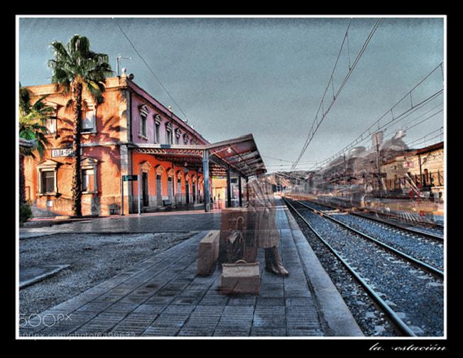 Photograph La Estación by Lázaro Baides on 500px