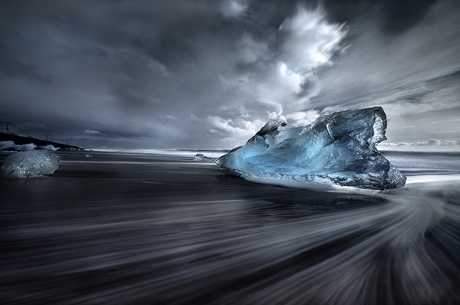 Photograph Erosion of an Iceberg by André Alessio on 500px