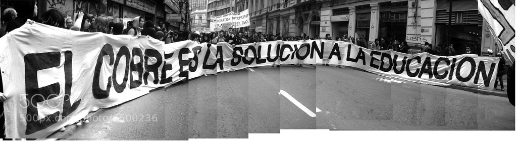 Photograph El cobre es la solución! by - Feliponk - on 500px