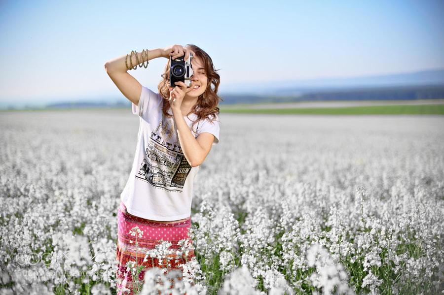 Photograph Happy photographer by Dmitry Wyshynskij on 500px