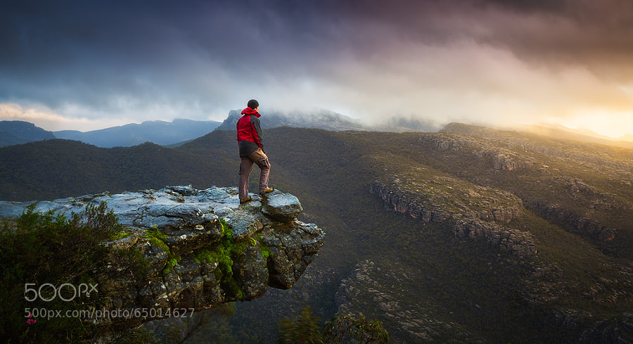 Photograph Man vs Wild by Dylan Gehlken on 500px