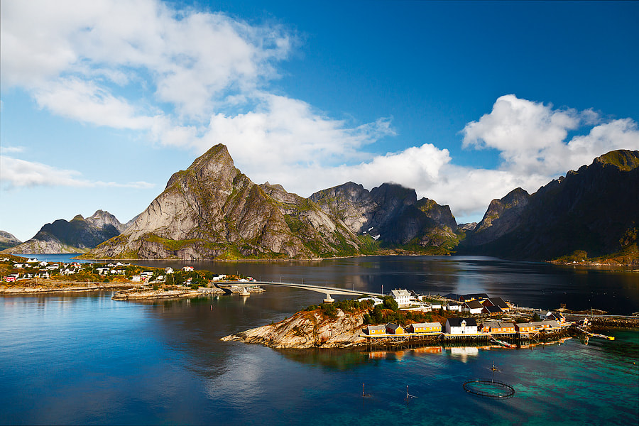 Photograph Norway - Reine #3 by Fabrizio Fenoglio on 500px