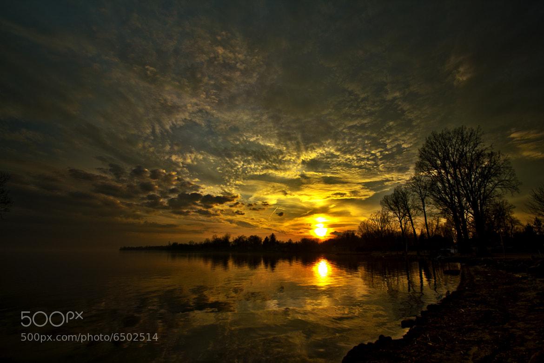 Photograph Dark Sunset by Matt Molloy on 500px