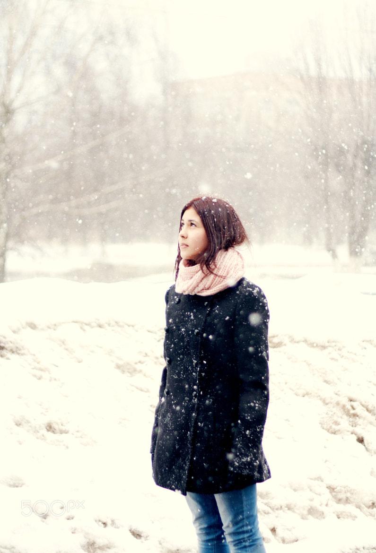 Photograph snow by Natali Ilyuhina on 500px