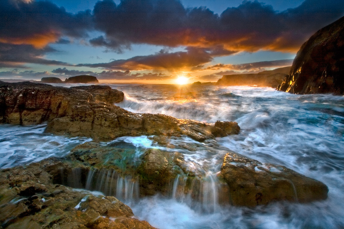 Photograph Tempestuous Sea by Stephen Emerson on 500px