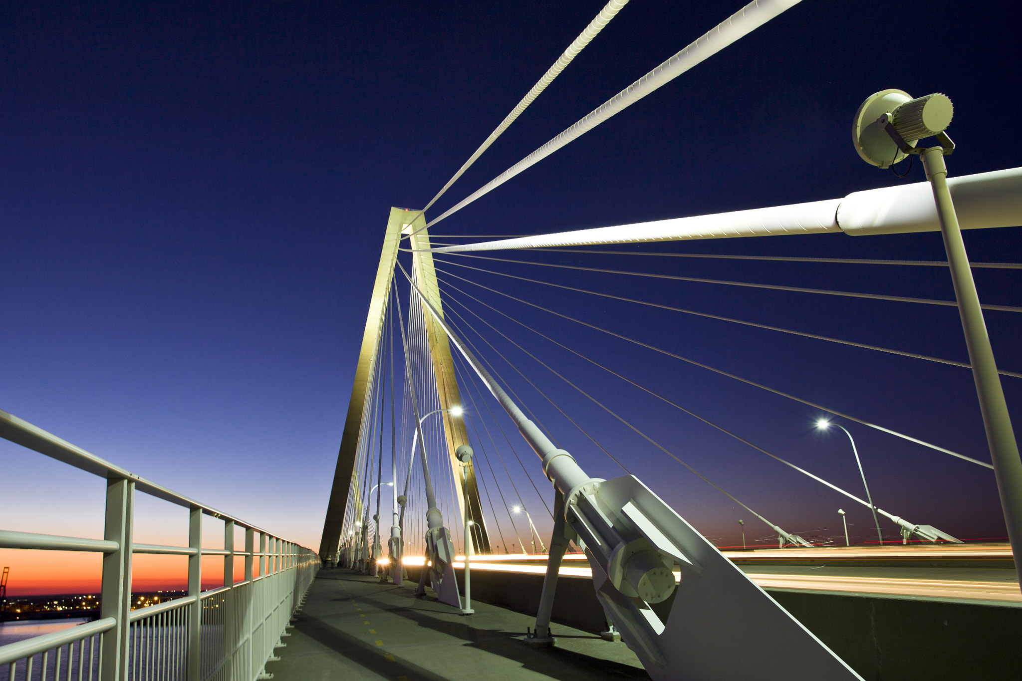 Photograph New Cooper River Bridge by Scott Moore on 500px