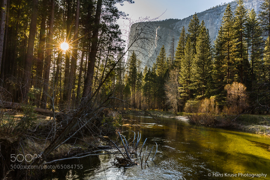 This photo was shot in the Yosemite National Park during my March 2014 photo trip to the USA.