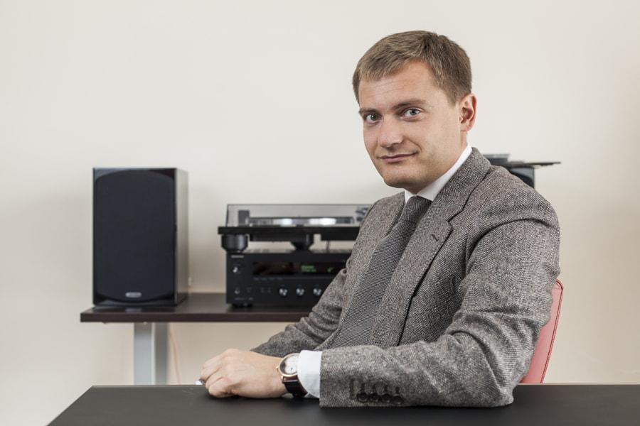 Артём Засурский, СЕО Stream