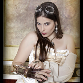 Steampunk by Jheresay ( Sonia Lozano ) (Jheresay)) on 500px.com