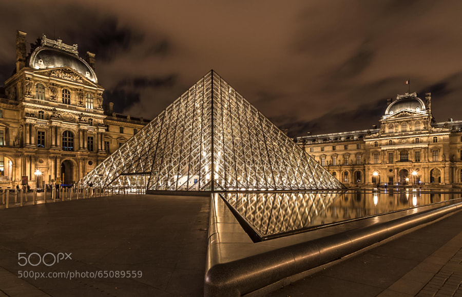 Photograph Magie du Carrousel du Louvre, Paris by Europe Trotter on 500px