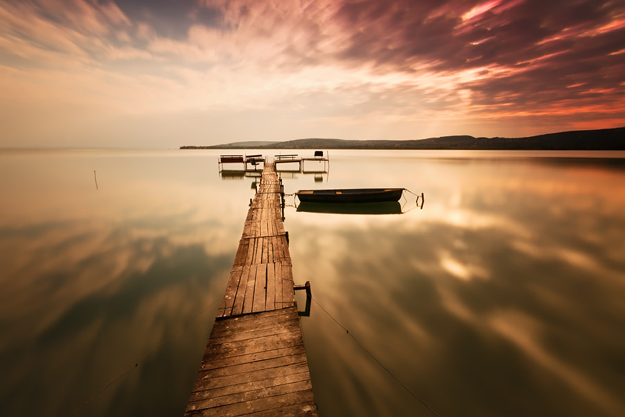 Photograph deadly calm by Adam Dobrovits on 500px