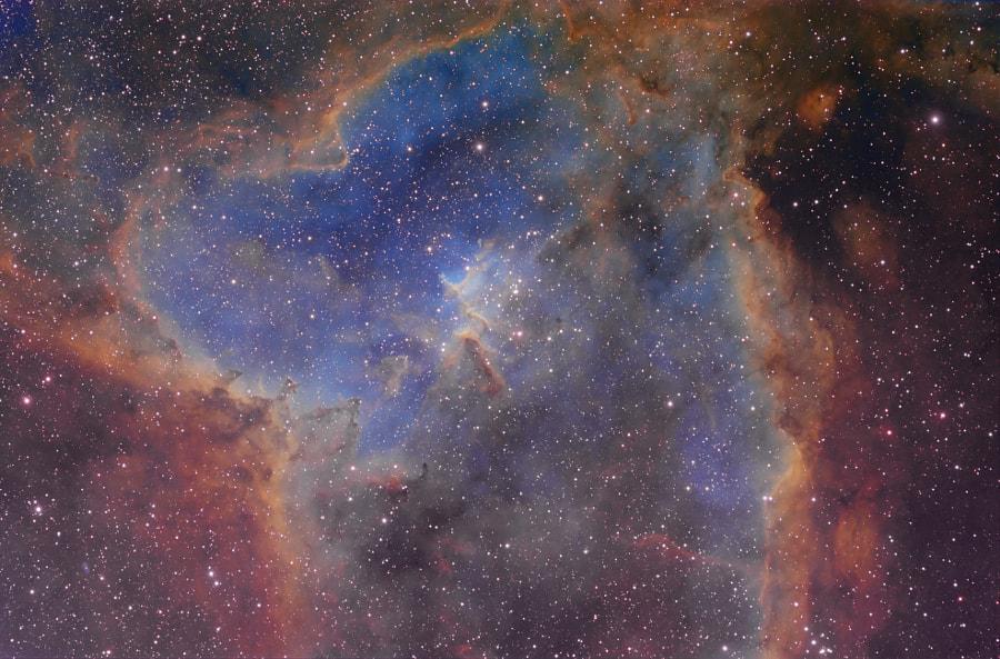 Heart Nebula by Jim Miller on 500px.com