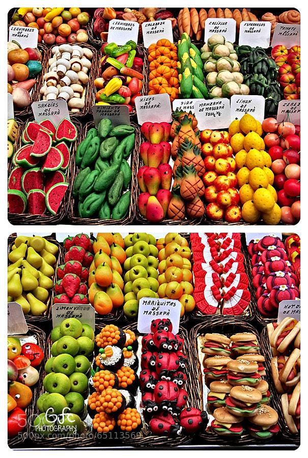 The Market Colors