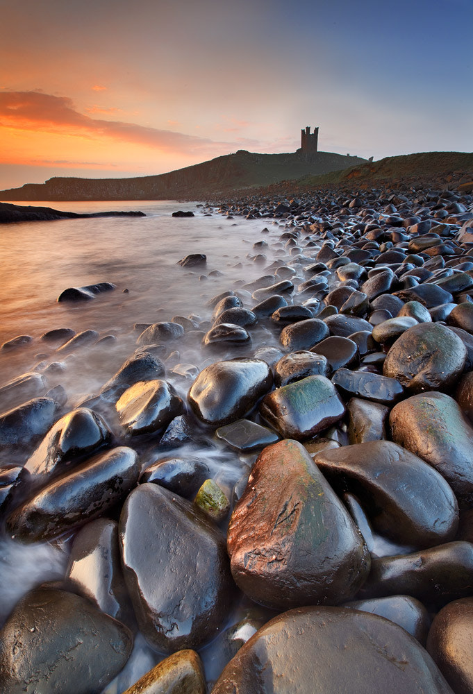Photograph Dunstanburgh Ruins by Stephen Emerson on 500px