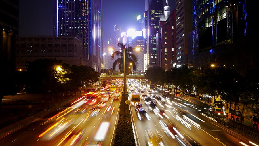 STREET OF HONGKONG