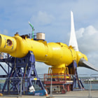Постер, плакат: Wave power testing