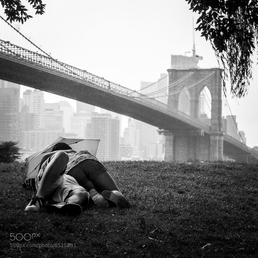 Brooklyn Bridge Park, Brooklyn, NYC  © Vitaliano Vitali, all rights reserved