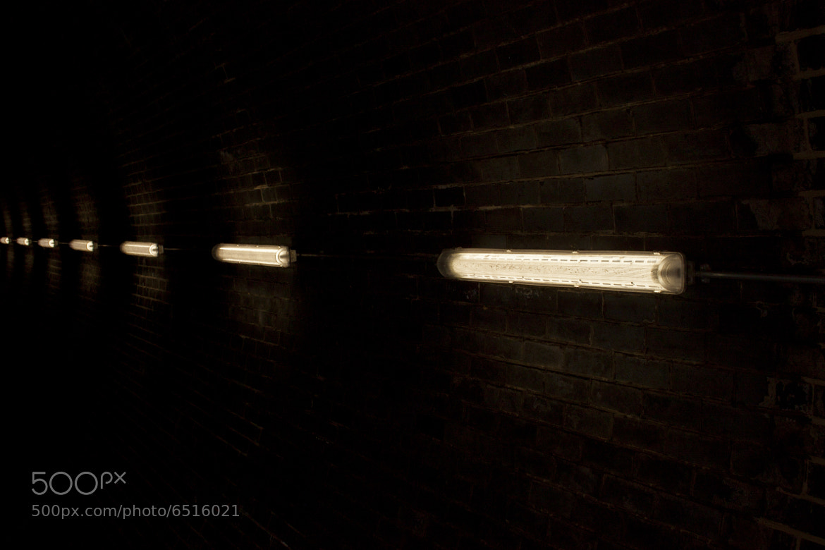 Photograph In a Brick Tube by Andrew Cameron on 500px