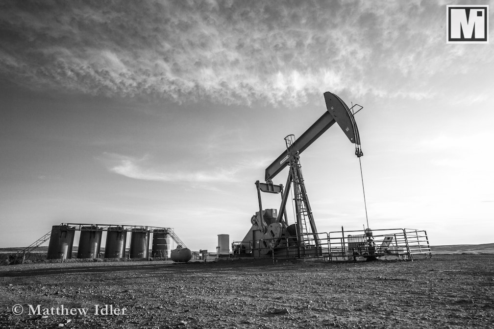 Photograph Pumping OIl by Matthew Idler on 500px