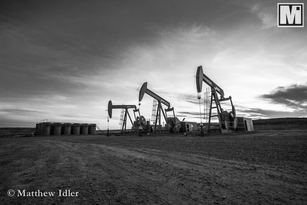 Photograph Oil Boom by Matthew Idler on 500px