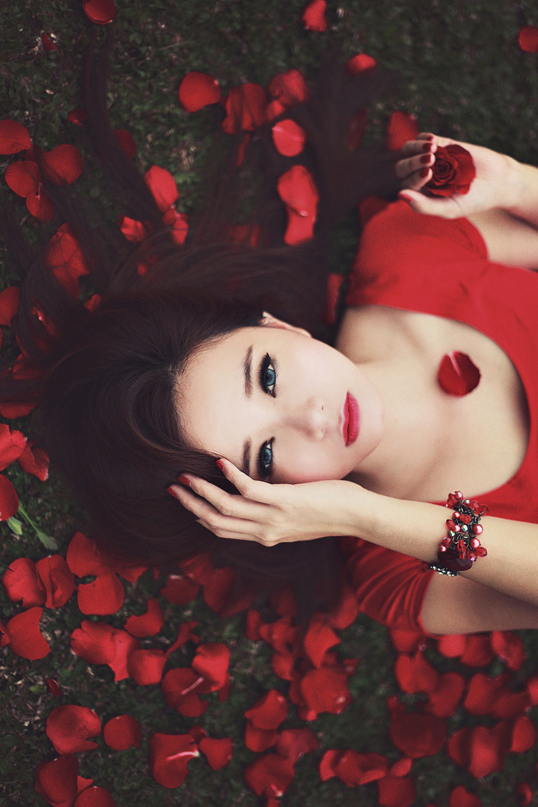 Photograph Roses are red by Brenda Waworga on 500px