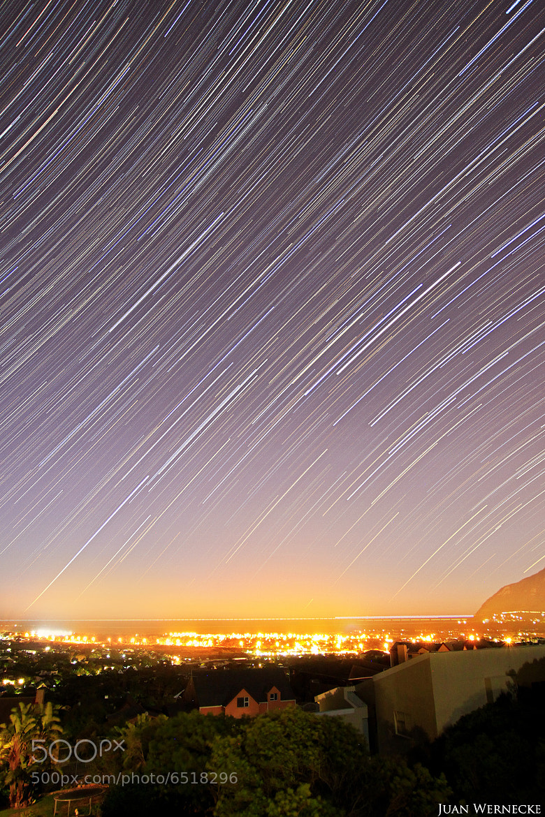 Photograph A good night for stars by Juan Wernecke on 500px
