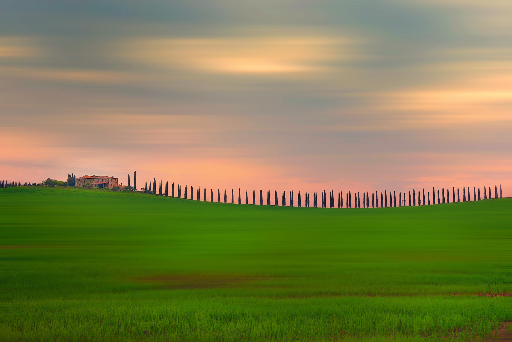 Photograph Tuscan skyline by mauro maione on 500px