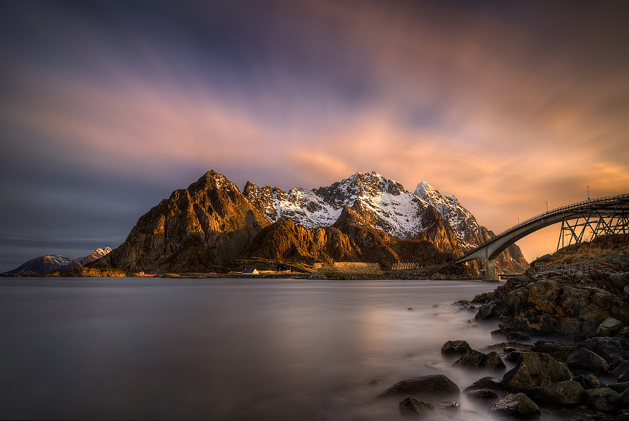 hennigsvaer by Swen strOOp on 500px.com