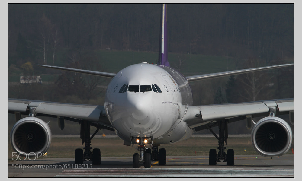 Aviones - Magazine cover