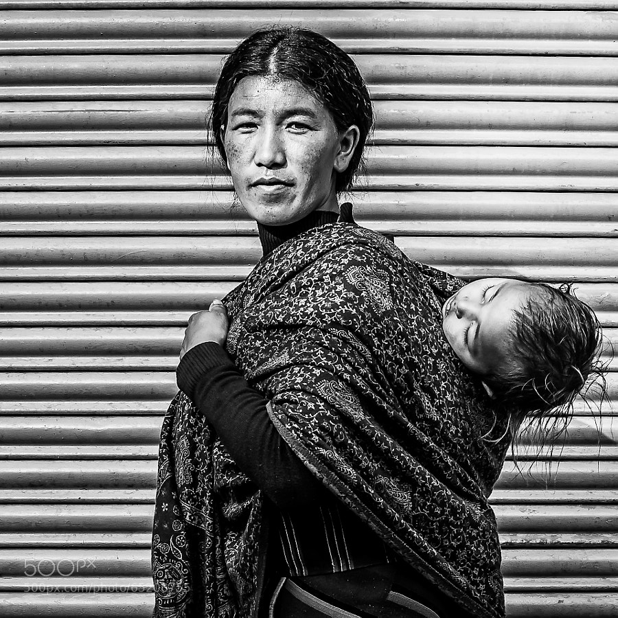Photograph Motherhood by Ahmad Alzarouni on 500px