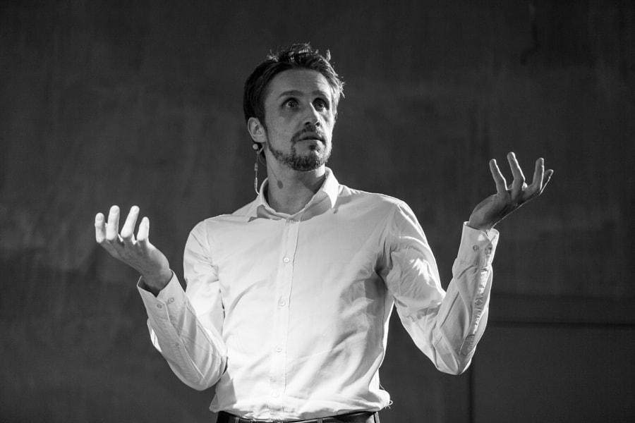 Andrei Merkuriev, soloist of the Bolshoi Theatre