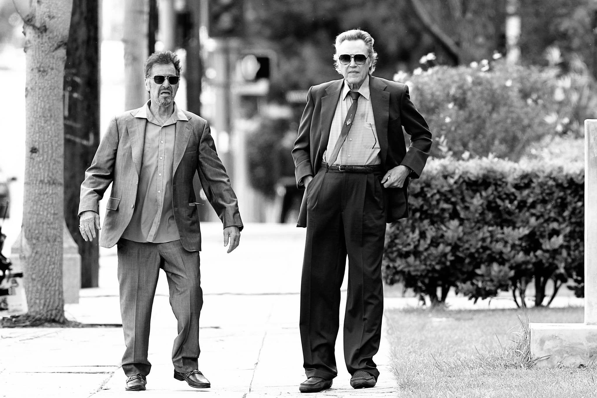 Photograph Al Pacino and Christopher Walkin by Timothy Jackson on 500px