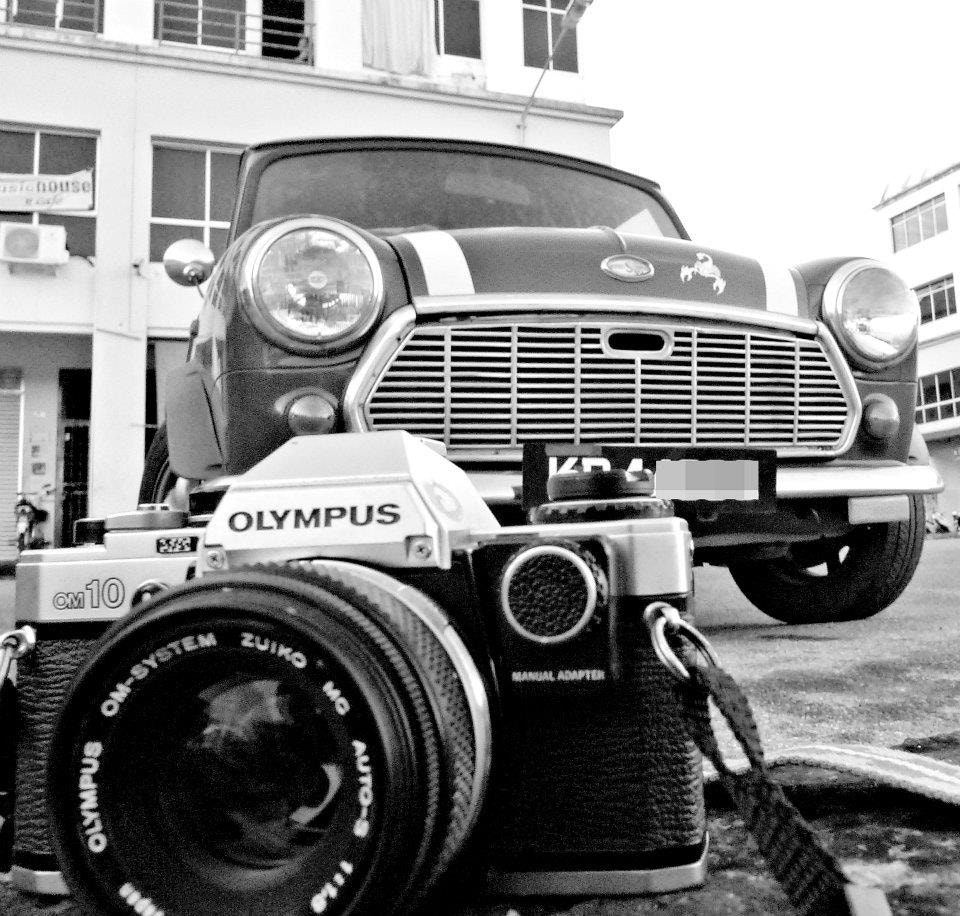 Photograph Vintage Camera. by Awang Kassim on 500px