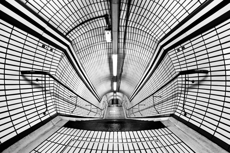 Photograph Underground vortex by Xavier BEAUDOUX on 500px