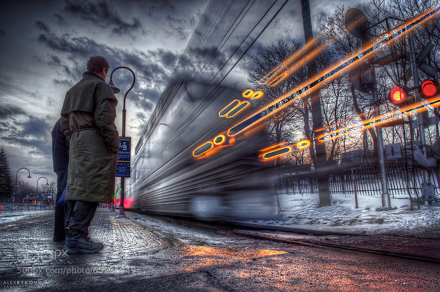 Photograph the wait by Alex Rykov on 500px