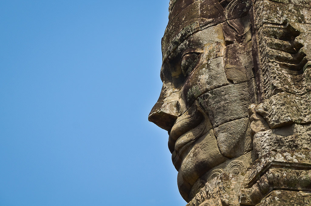 Photograph The Guardians of Bayon Temple by Emilio III  on 500px