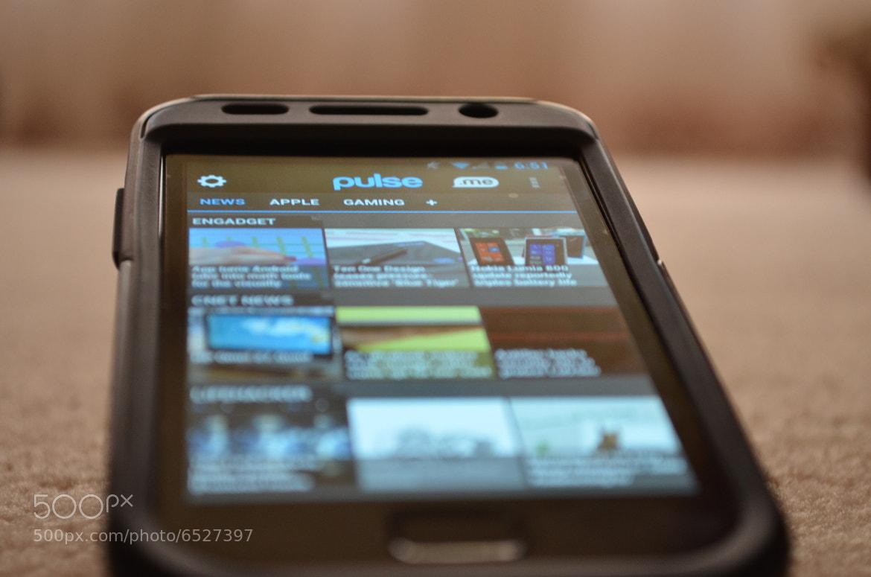Photograph Samsung Galaxy S 3 by Tom Solari on 500px