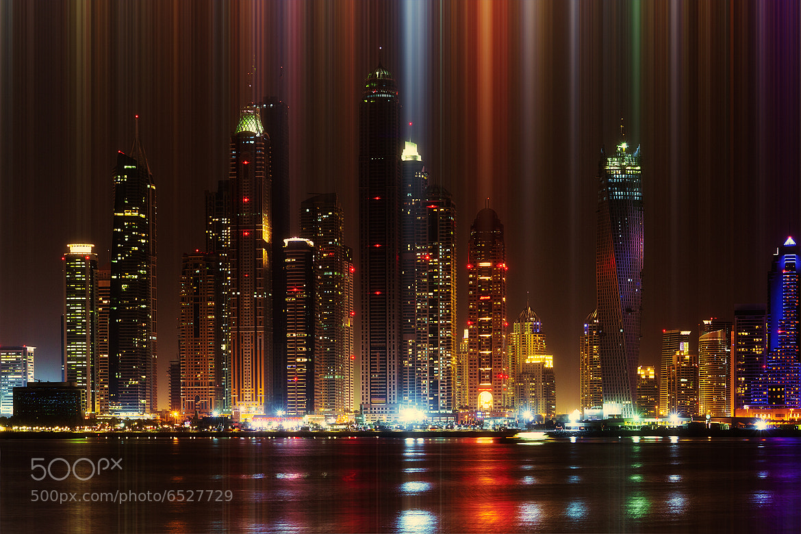 Photograph City lights by Beno Saradzic on 500px