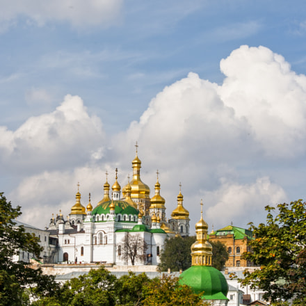 The Golden Domes