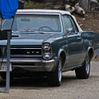 An american classic - GTO!  This beauty was found in Summerland, California.