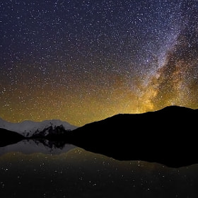 Rising Milkyway.. by Atif Saeed (matif)) on 500px.com